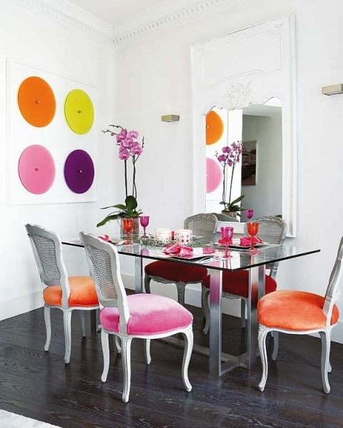Thumb_chicdecocomedor-color-naranja-rosa-silla-luis-xvi-dining-room-orange-pink-chair-luis-xvi