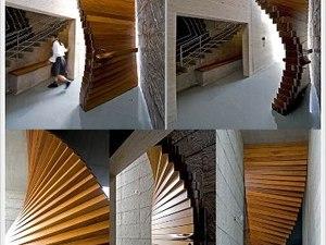 Esta porta, no mínimo, impressiona! Projetada pelo escritório de arquitetura Matharoo Associates.