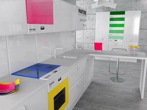 Cozinha Colorful