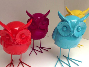 Cutes Owls. Acessrios Decorativos!