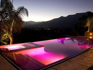 Color Splash LED Pool Light