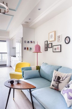 Décor do dia: combo de tons pastel