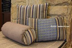 As novas almofadas Kyowa além de lindas, são confeccionadas manualmente. Cada detalhe é cuidadosamente criado de maneira especial.  Veja mais almofadas aqui:  http://www.tapetesonline.com/almofadas
