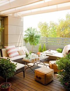 Perfeito para relaxar numa tarde de primavera!