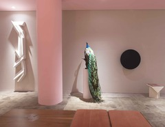 Mostra Black 2015 - Ambiente de Maximiliano Crovato