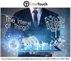 A revolução tecnológica chamada Internet das Coisas.