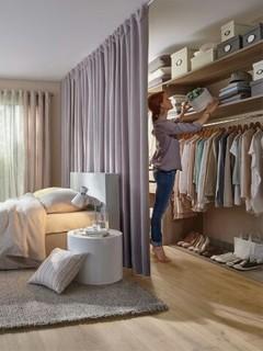 Fazendo um closet diferente