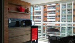 Varanda - Reforma residencial