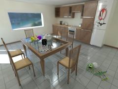 Cozinha (3D)