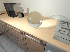 Bancada Cozinha (Iluminação)